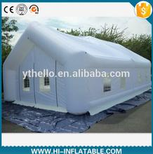 Buy 8m long 6m wide black Custom attractive inflatable tent/ inflatable house tent/ inflatable tent rooms for $689.00 in AliExpress store