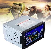 7'' HD Car Radio Player 2 Din Touch Screen Bluetooth Stereo Radio FM/MP3/MP4/MP5/USB/TF Auto Electronics In Dash #85931(China (Mainland))