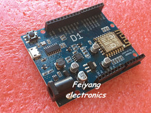 Smart Electronics ESP-12F WeMos D1 WiFi uno based ESP8266 shield for arduino Compatible IDE(China (Mainland))