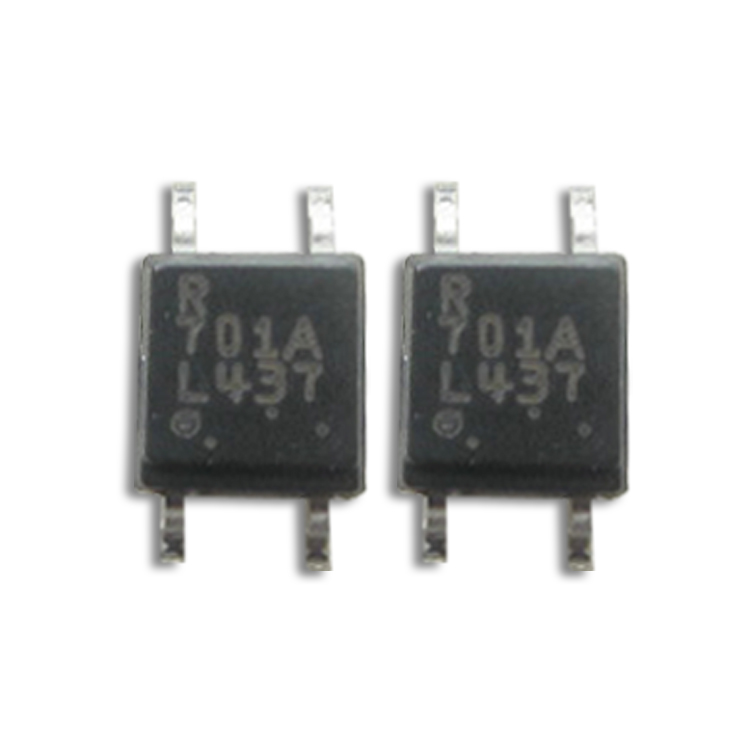 5 PCS/LOT PS2701A - 1 - F3 - A photoelectric coupler output transistor NEC SOP - 4(China (Mainland))