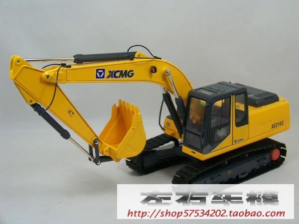 XCMG XCMG XE210C 1:35 excavator excavator XCMG excavators excavator model<br>