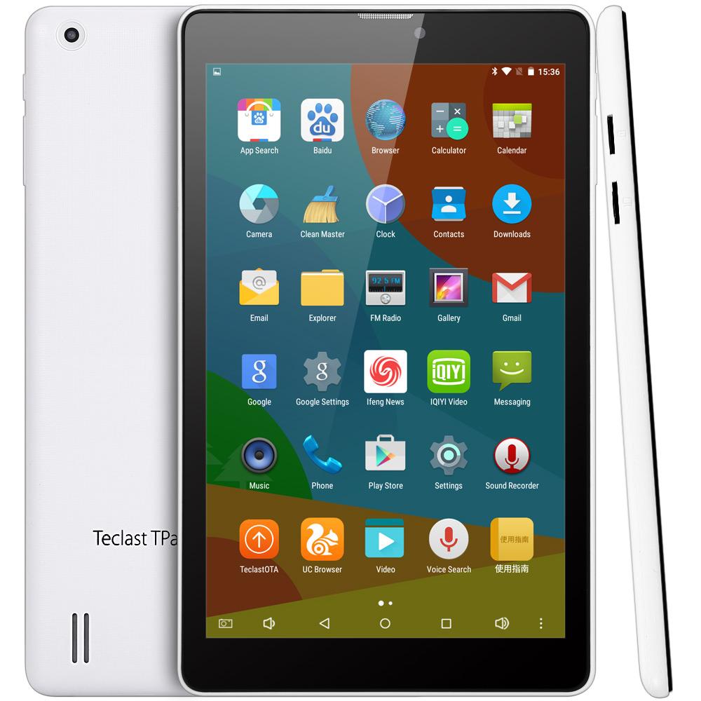 Teclast P80 3G Phablet 8 inch Quad Core Android 5.1intel SoFIA C3230 64bit 1280*800 IPS 1GB RAM 8GB ROM GPS WIFI Tablet PC(China (Mainland))