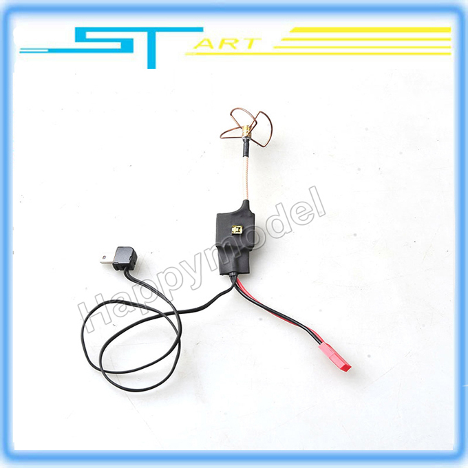 Mini 5.8G 5.8Ghz FPV 200MW Audio Video AV Transmitter Antenna for RC Airplane DJI Phantom F450 F550 Gopro Camere Drop Shipping(China (Mainland))