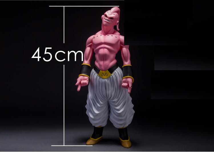 Anime Dragon Ball Z Majin Buu Super Big PVC Action Figure Collectible Model Toy  45CM Free Shipping<br><br>Aliexpress