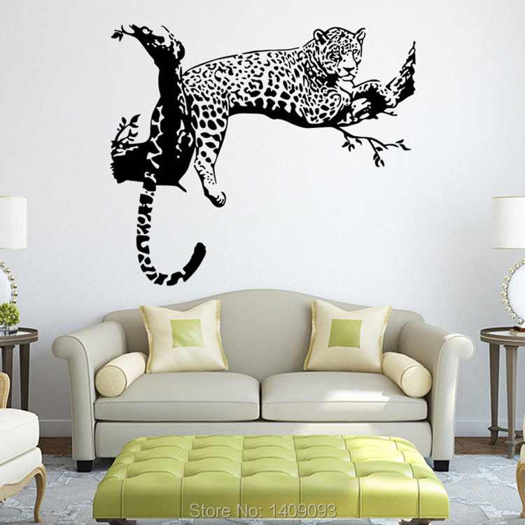 Wall Decoration For Event : Fashion wall decoration living room d sticker animal