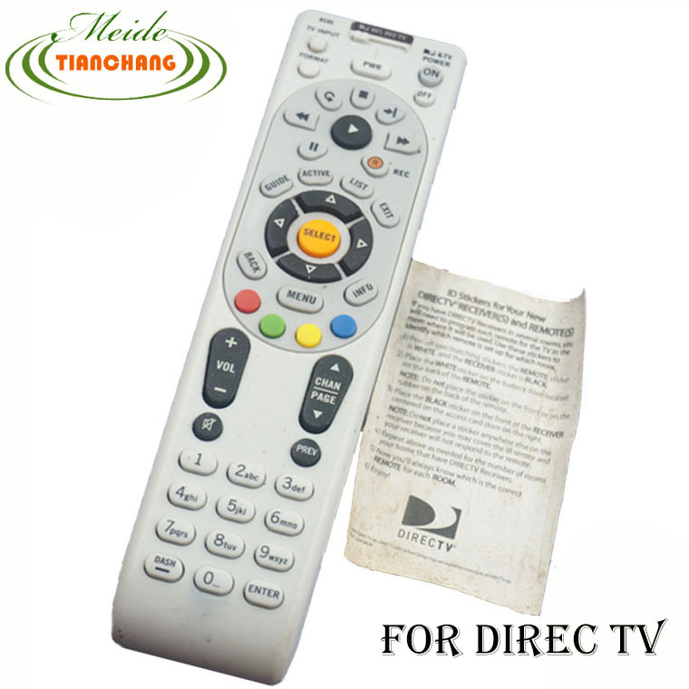 Program Directv Remote Rc32
