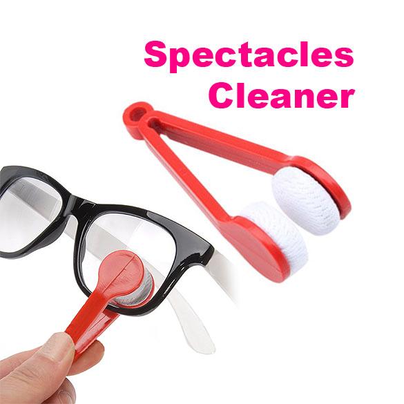 Гаджет  Eyeglass Sun glasses Microfiber Spectacles new Cleaner B2C Shop None Одежда и аксессуары