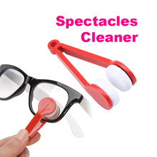 Eyeglass Sun glasses Microfiber Spectacles new Cleaner B2C Shop(China (Mainland))