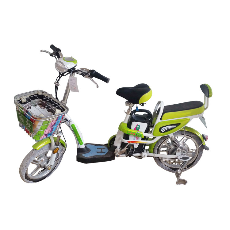 Front and rear brake 48V lithium electric bike low sales run 30 kilometers on one charge