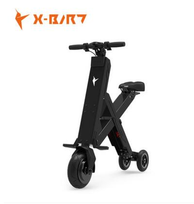 X-bird X1 Foldable Electric Scooter 20km 30km 50km Portable Mobility Scooter Adults electric bicycle lithium battery Bike(China (Mainland))