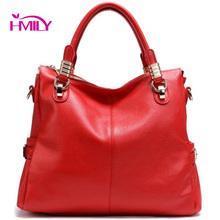 New fashion genuine leather women's handbag High quality high-capacity handbag for women variety colour femininity big bags