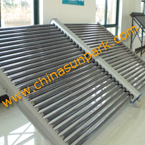 50 vacuum tubes pool heating solar collector(China (Mainland))