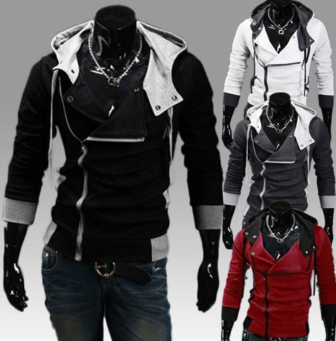 Горячая распродажа, Зимние и осенние мужская мода толстовки бренд кофты свободного покроя спортивные мужской капюшоном прямая поставка молнии с капюшоном