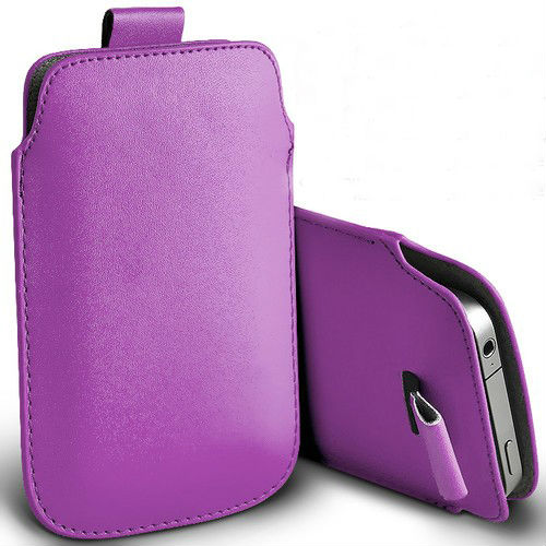 Leather PU Pouch Case Bag for samsung wave 525 Cell Phone Accessories(China (Mainland))