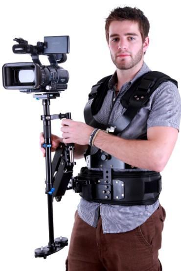 WONDLAN LE302 1-5KG camera DSLR camcorder video steadycam movi steadicam stabilizer vest arm