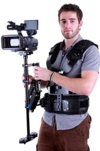 WONDLAN LE302 1-5KG camera DSLR camcorder video steadycam movi steadicam stabilizer vest arm