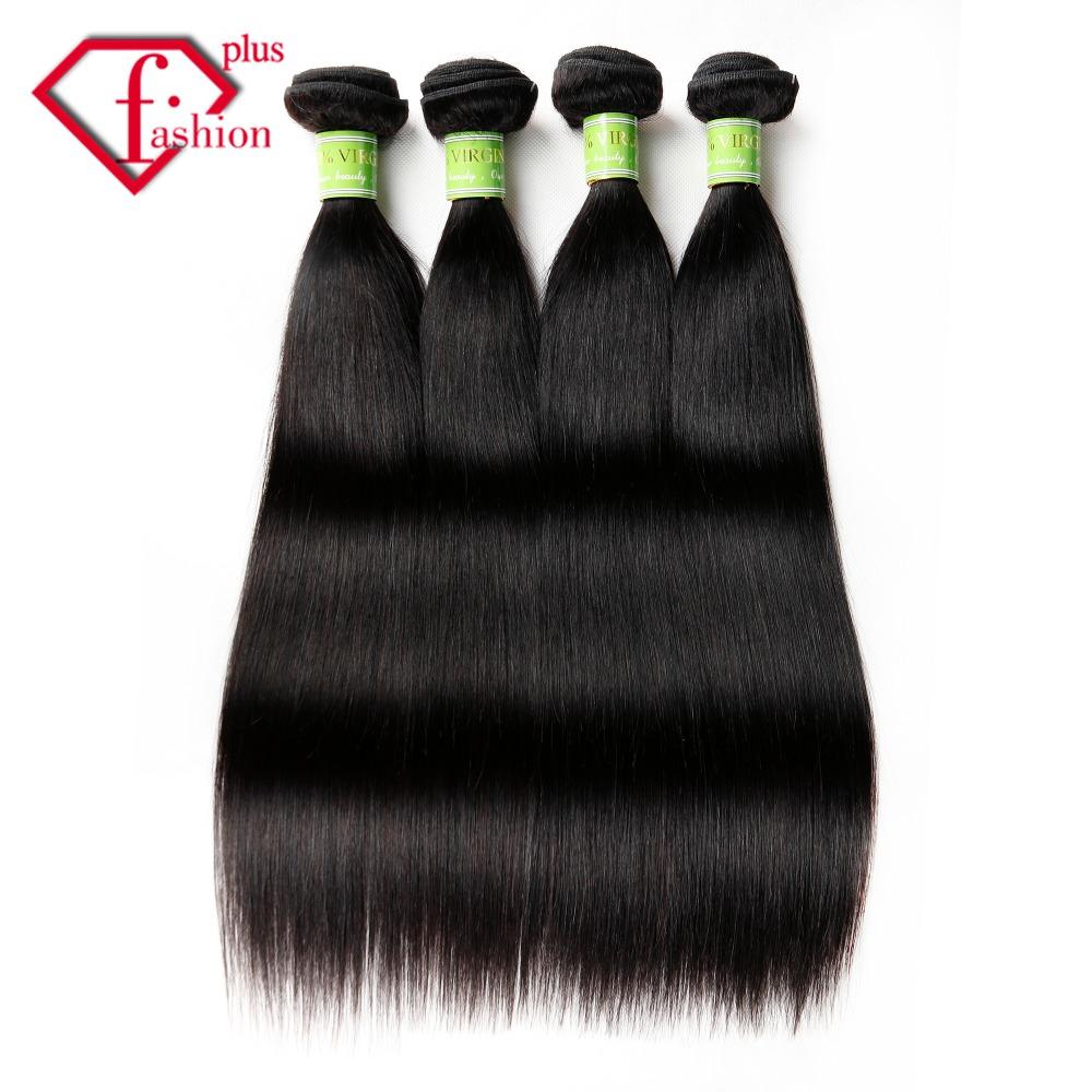 Queen hair products luffy peruvian straight wave,100% human virgin hair4pcs lot,Grade 5A,unprocessed hair<br>