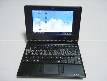 7 inch VIA 8850 1.25GHz  Android 4.0 Mini Laptop 512MB RAM 4GB HDD