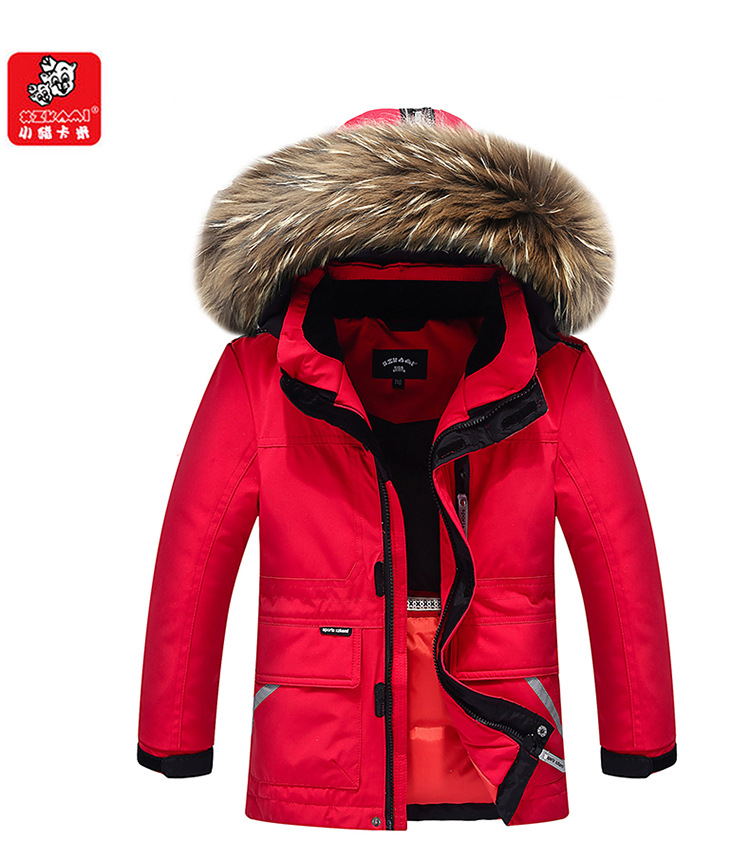Sell like hot cakes 2016 Qiu dong new style high quality brands Children down jacket(China (Mainland))