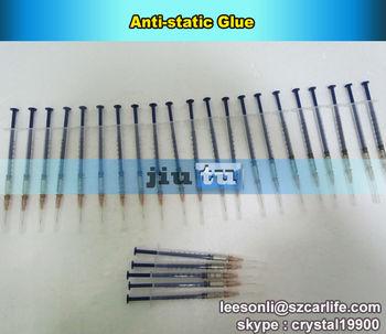 Silver Conductive Paste Glue for iphone 5 5s 5c 6 6 plus LCD repair, Anti-static glue for OCA refurbishment 5pcs/lot