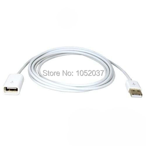 USB 2.0 A Male to A Female Extension Charger Sync Adapter Cord Extender Cable for Apple iphone 6 5S ipad Mini Air Samsung S5 S4(China (Mainland))