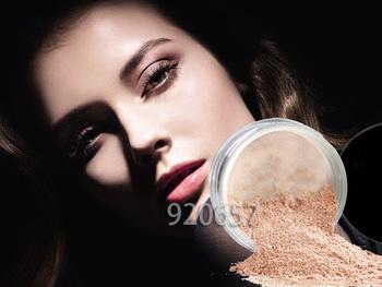 1PC Powder Brand Makeup Loose Powder Setting Powder Mineral Perfecting Finishing Powder Foundation MaquiagemFree Shipping