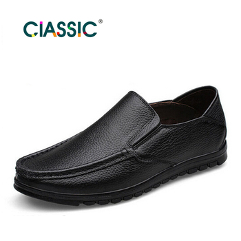 Men flats shoes 100% leather loafers shoes casual genuine leather driving flat shoes Handmade moccasins for men zapatillas