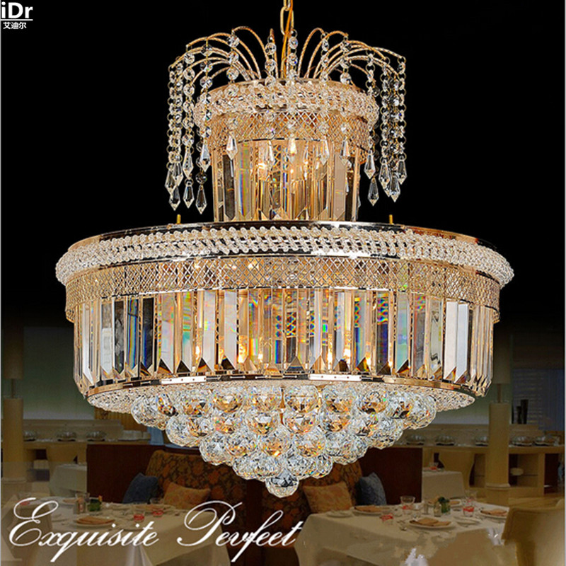 european style luxury living room bedroom lamp led