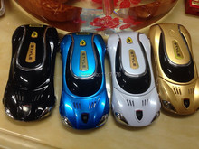 Free shipping 2015 New A11 straight toys car phone children's cartoon character is mini model cars with lights(China (Mainland))