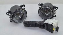 OEM NEW Fog Light Lamp & Switch Kit Set Fit Nissan Xterra Frontier NAVARA D40 2005-2016(China (Mainland))
