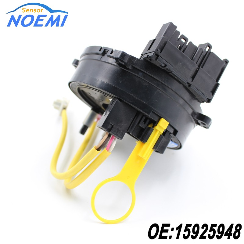 Free Shipping and Fast Delivery! New Clock Spring Airbag Driver Wheel For Chevrolet Malibu 15925948 Auto Part