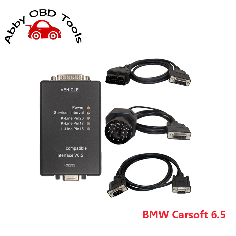 2015 Professional Controlled Interface for BMW Carsoft 6.5 for BMW Compatible Interface V6.5 MCU(China (Mainland))