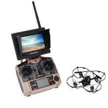 Original JJRC H6D 5.8GHz Real-Time FPV RC Quadrocopter 2.4G 4CH 6-Axis Gyro RC Drones with 2.0MP HD Camera(China (Mainland))