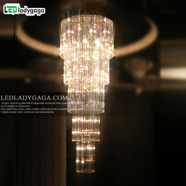 China supplier crystal high quality led cheap chandeliers D750x 1900mm crystal chandelier table lamp with lift(China (Mainland))