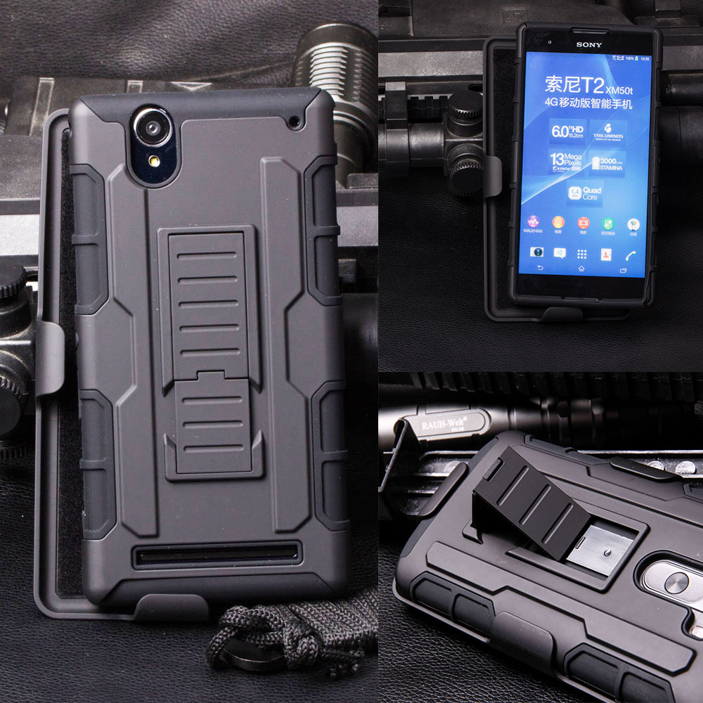 For Sony Xperia T2 Case, hard Shockproof Hard Case for Sony Xperia T2 Ultra Dual D5322 XM50h D5303 D5306 Mobile Phone Cover(China (Mainland))