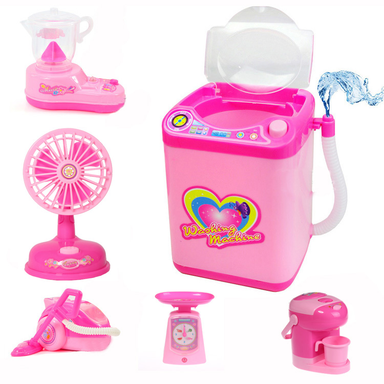 Baby small appliances toy set girl boy educational toys(China (Mainland))