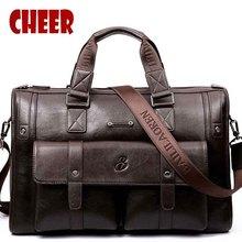 2016 Promotion Male Tote Shoulder A Bag Men's Handbags Bags For Men Messenger Luxury Designer High Quality Sac Main Organizer(China (Mainland))