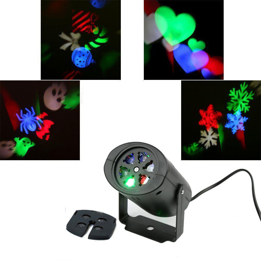 new 4w outdoor christmas led lights show led projector. Black Bedroom Furniture Sets. Home Design Ideas
