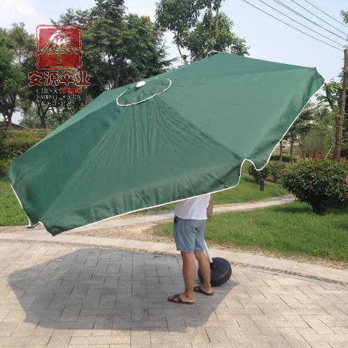 3 m Steering outdoor umbrellas advertising umbrella sun beach patio waving promotional<br><br>Aliexpress