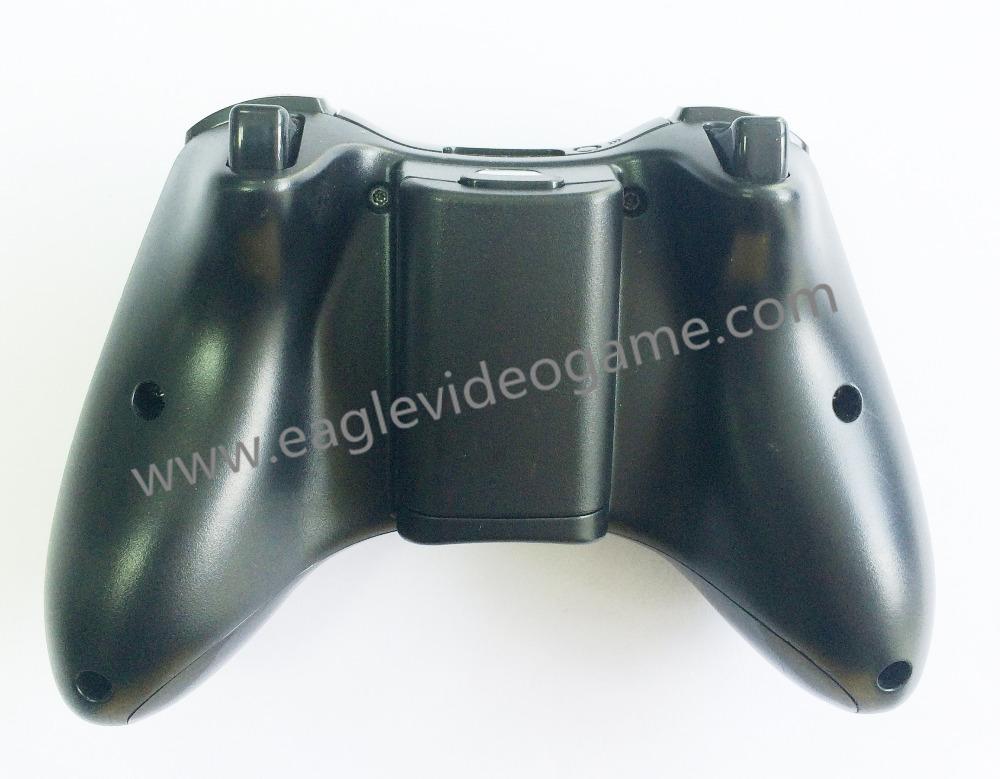 Original wireless controller for xbox 360 gamepad Russia freeshipping 360 joystick original refurbished control(China (Mainland))