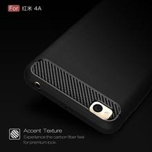 Buy Phone Cases Covers Xiaomi Redmi 4A Case Redmi4A Red Rice 4A Carbon Fiber TPU Drawing Housing Bags Xiaomi Redmi 4A Case for $2.68 in AliExpress store
