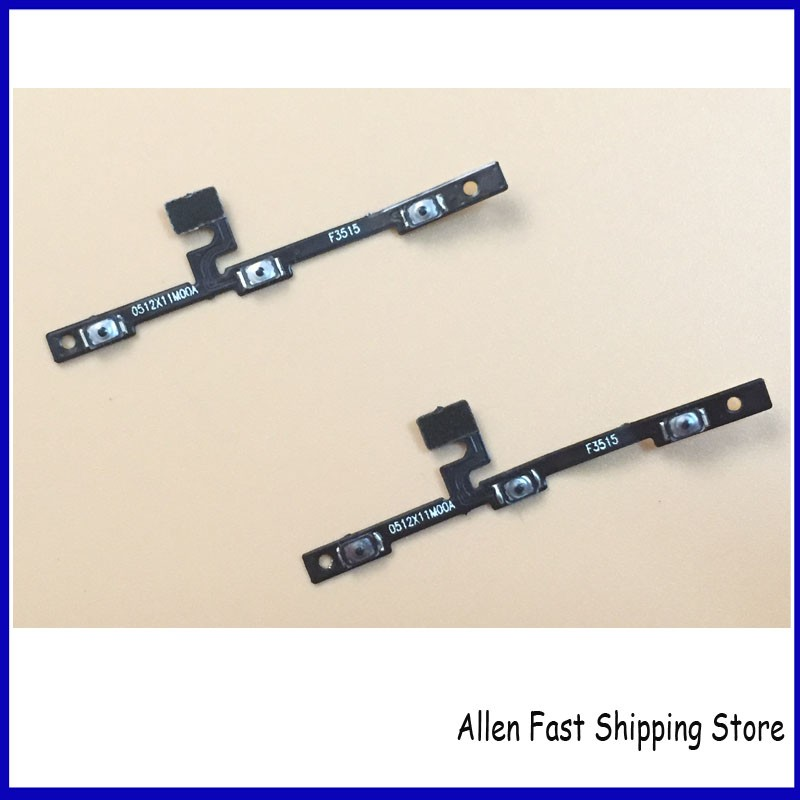 Original Power Button Flex Cable For Xiaomi 4C M4C Mi4C In Mobile Phone Parts Replacement