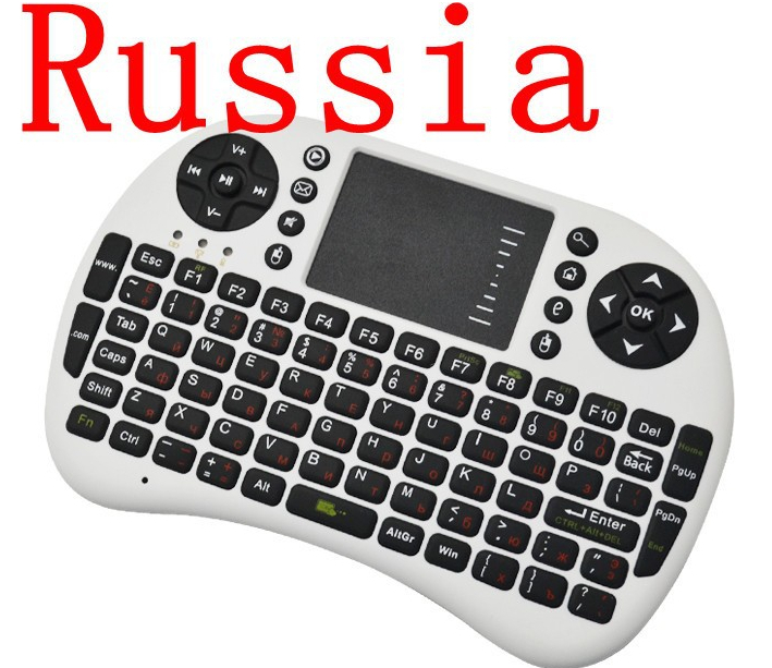 Freeshipping mini Fly Air Mouse 500-RF 2.4G Wireless Keyboard Mouse Android remote control 3D Sense Motion Stick For TVBox(China (Mainland))