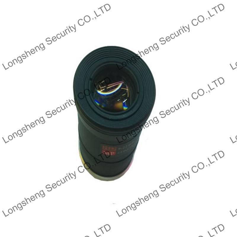 HD 2MP 9mm-22mm ZOOM Manual Focal CS LENS for HD/IP/SDI/AHD Cameras