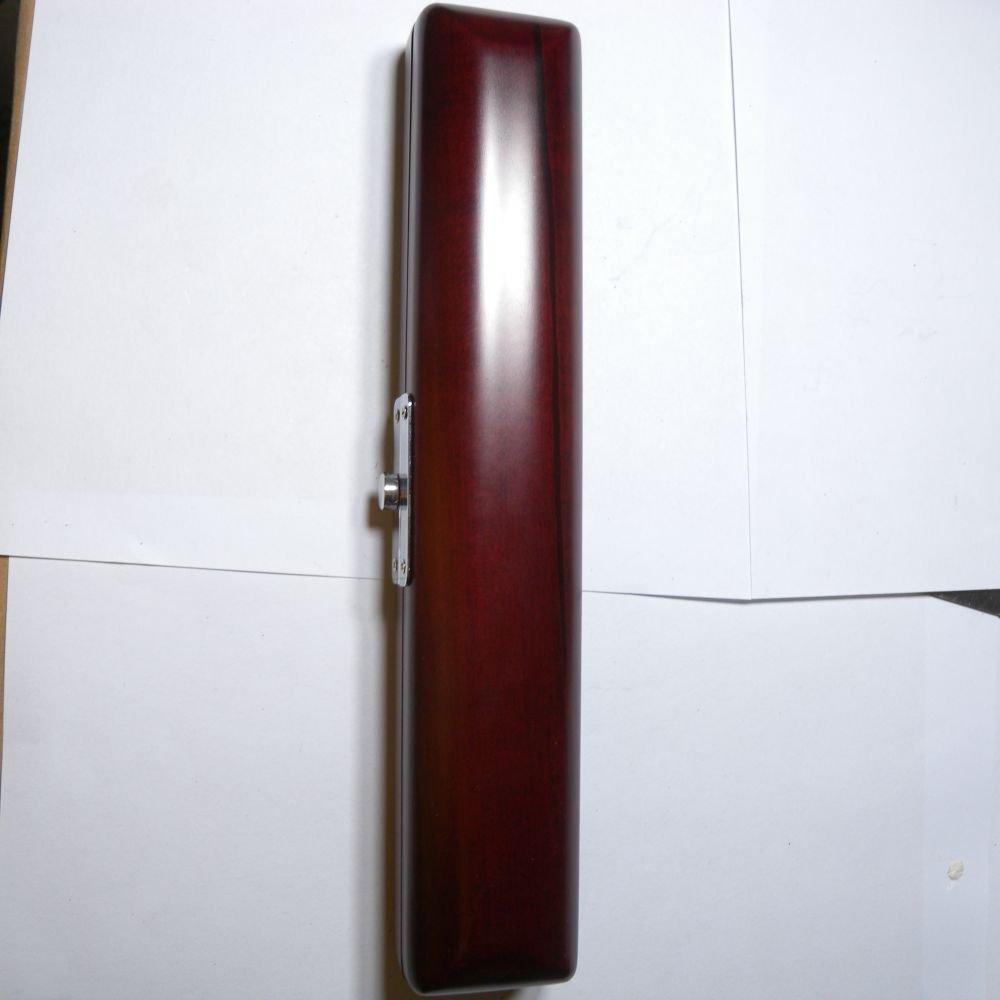 High-grade solid wood wooden flute box<br><br>Aliexpress