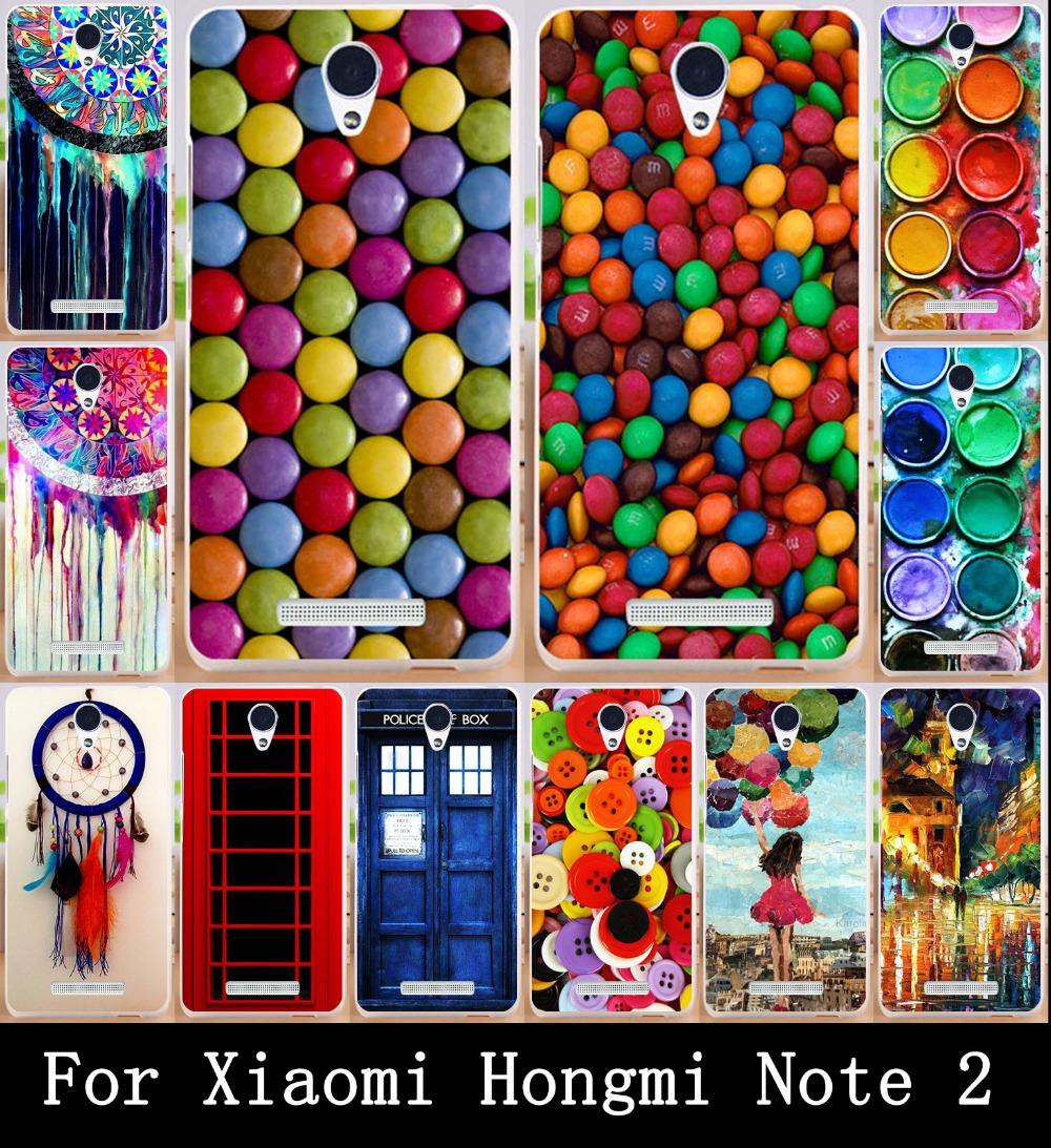 Гаджет  Chocolate Candies Paintbox Cheetah Painting Xiaomi Redmi Note 2 Case,Hard PC Protective Back Case For Xiaomi Hongmi Note2 Cover None Телефоны и Телекоммуникации