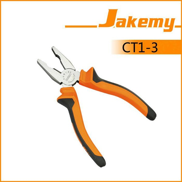 6 Inch Hardware tools Non-slip Handle Parallel-jaw Vice Wire Cutter Combination Pliers<br><br>Aliexpress
