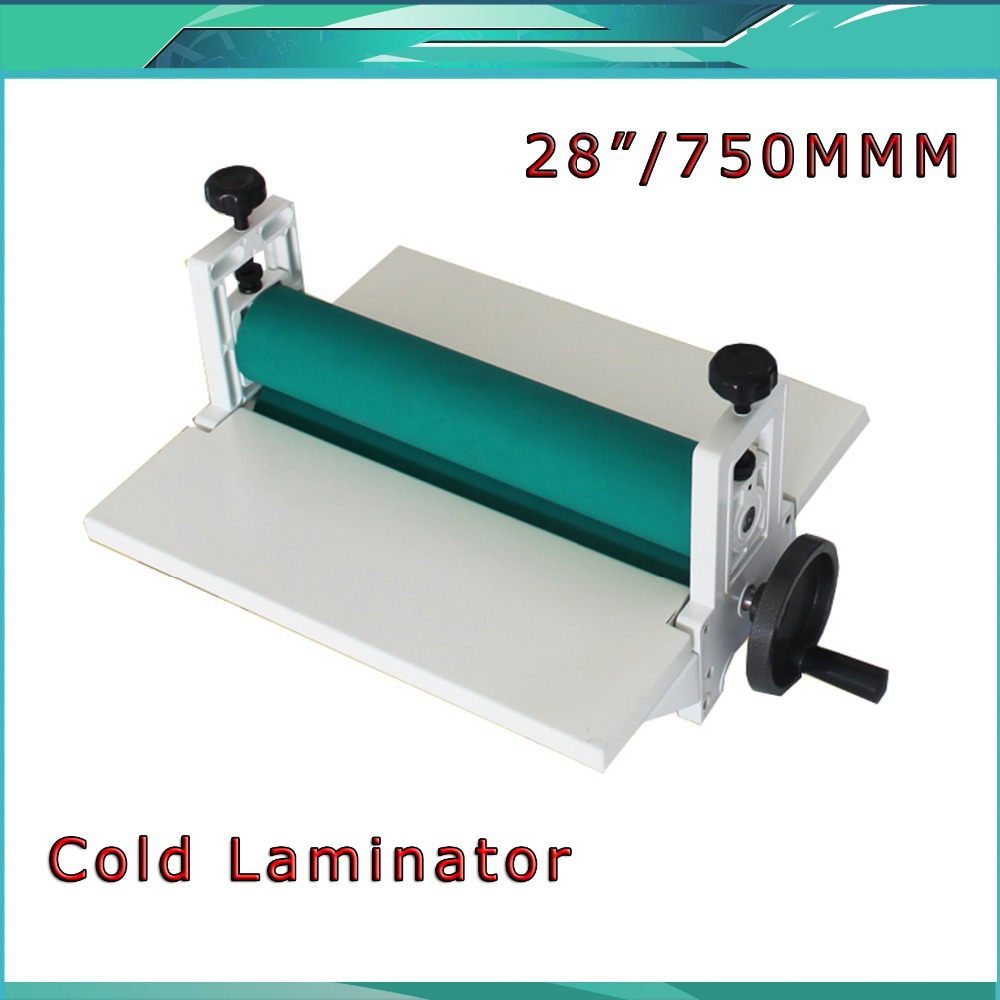 All Metal Frame 29.5In 750MM Manual Cold Roll Laminator Mount Laminating Machine<br><br>Aliexpress