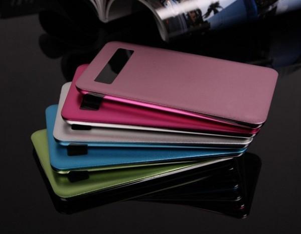 metal super slim universal portable battery bank(China (Mainland))