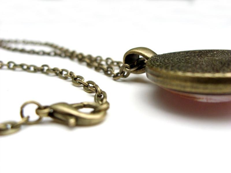 1 шт./лот ктулху ожерелье ручной бронзовый медный плетеный с ожерелье год сбора винограда бесплатная доставка